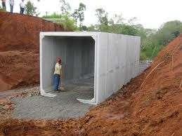 Aduelas de concreto preço