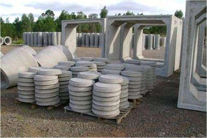 Comprar tubo de concreto
