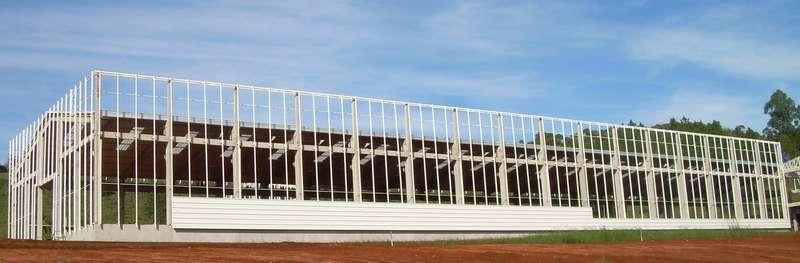 Empresa de estrutura pré fabricada