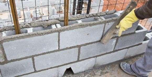 Fornecedor de bloco de concreto
