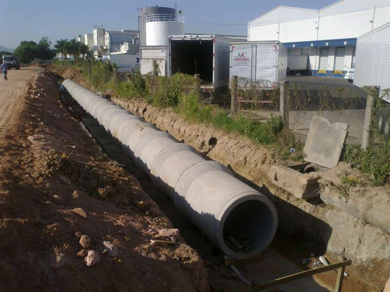 Fornecedor de cano de concreto