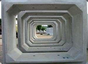 Galeria de concreto