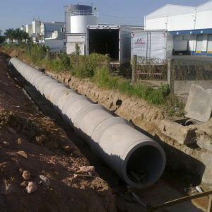 Fornecedor de tubos de concreto