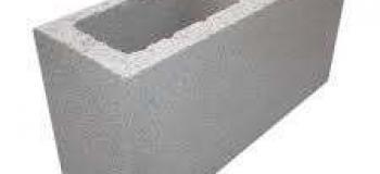 Bloco concreto vedação preço